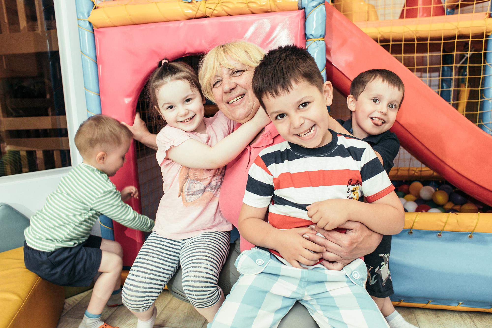 частный детский сад киев