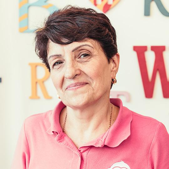 Наталя Васечко