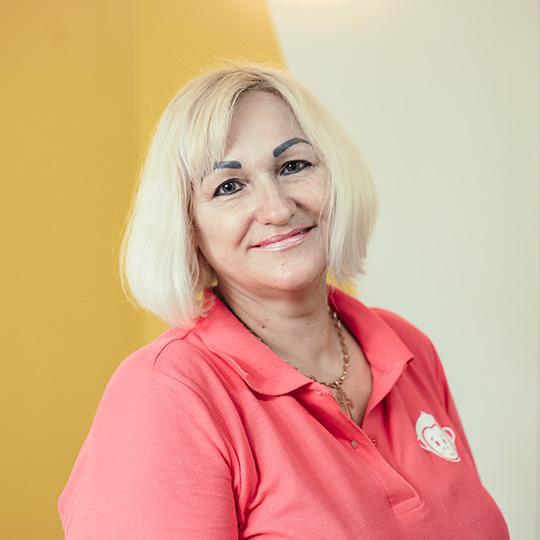 Світлана Кудрявцева