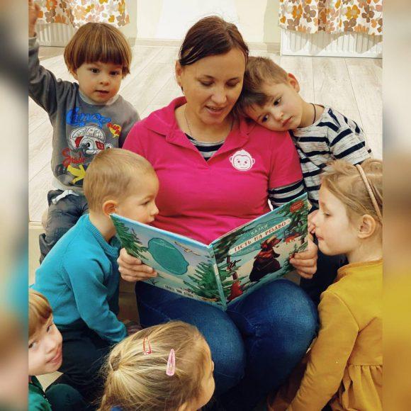 найкращі казки для малюків